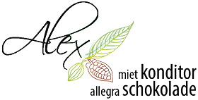 Logo Allegra Schokolade
